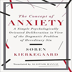 The Concept of Anxiety Audiobook