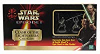 Clash of the Lightsabers Star Wars Card Game