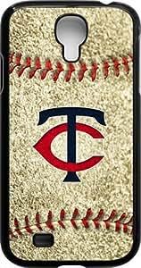 OTTHVE - MLB Team Logo, Minnesota Twins LogoDiy For Iphone 5/5s Case Cover (Black) - Minnesota Twins 3