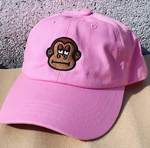 d58c27beed2ad8 Amazon.com: Mitch Dad Hat - Pink: Handmade