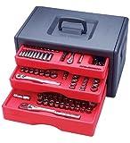 Craftsman 245 Piece Tool Set w/ 3 Drawer Storage Chest - Made in USA