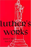 Luther's Works, Martin Luther, 0570064074