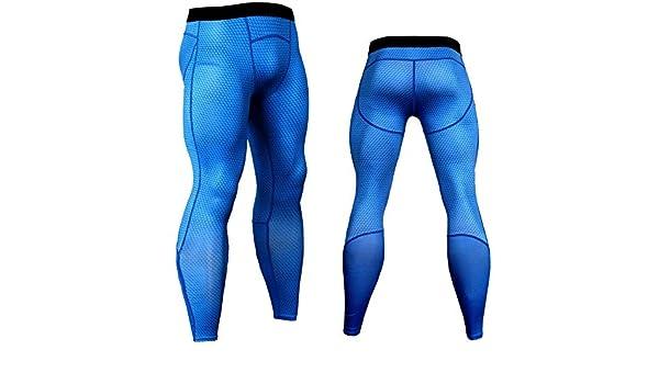 SUYUN Pantalones de Entrenamiento Ajustados para Hombres ...