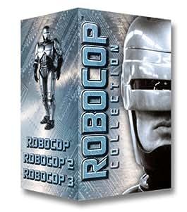 amazoncom robocop collection vhs peter weller nancy