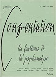 Confrontation, tome 8. Cahiers