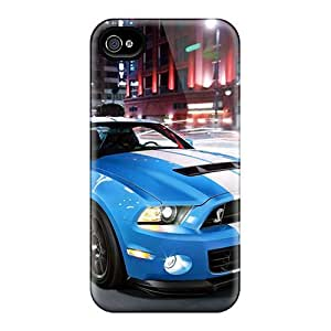 New Cute Funny Ford Shelby Gt500 2014 / Case For Sam Sung Galaxy S4 Mini Cover