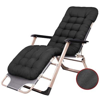 Amazon.com: Silla reclinable plegable ajustable para patio o ...