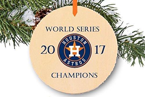 houston astros world series champions 2017 wooden ornament world series 2017 world series baseball