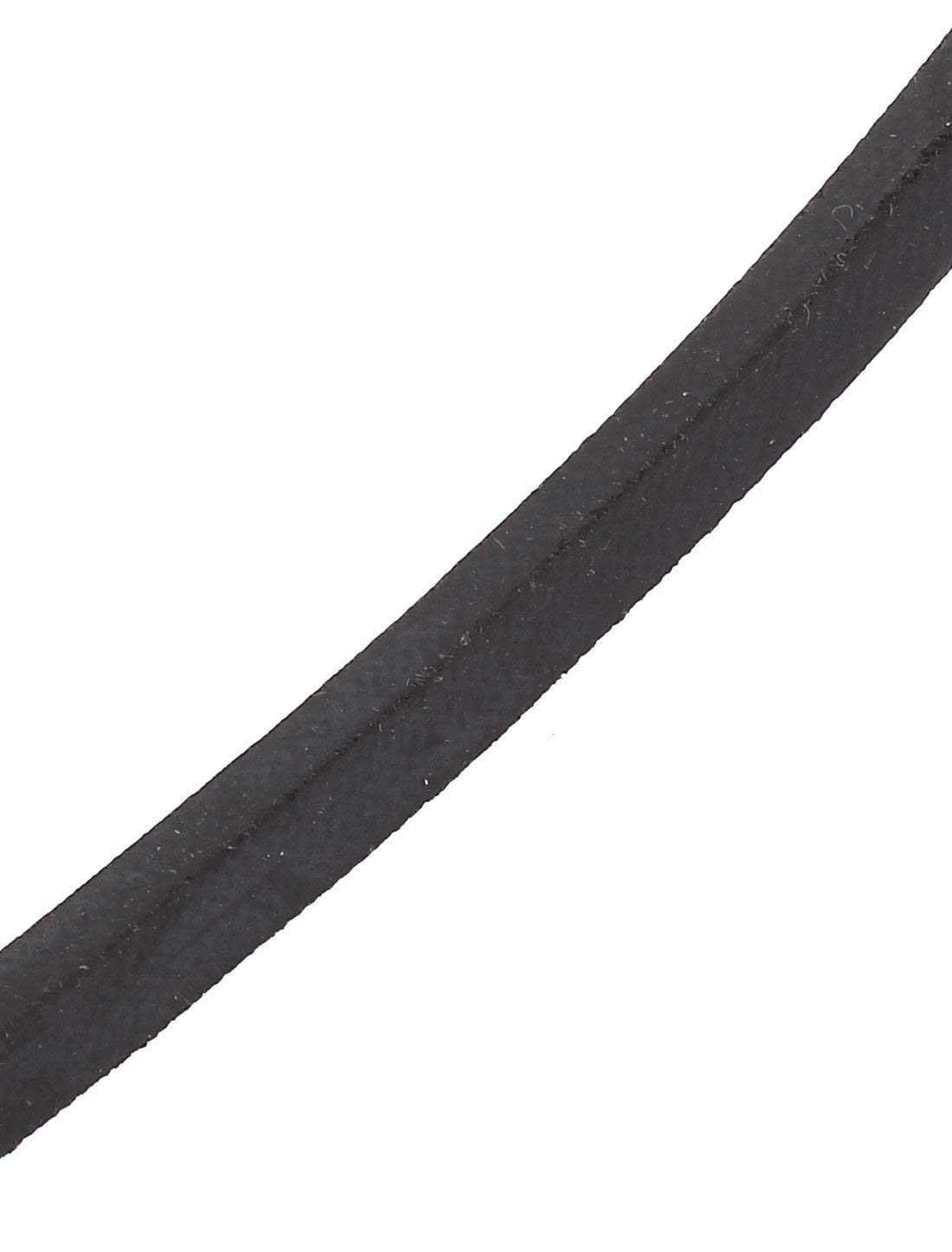 Rubber K Type K26 Machine Transmission Drive V Belt Black