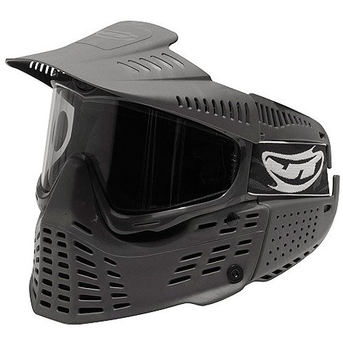 JT ProShield - Thermal Paintball Mask (Black) (Jt Black Thermal Paintball Mask)