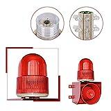 YS-01 AC110-120V Industrial Sound and Light Alarm