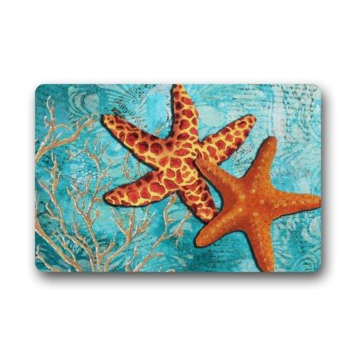 Starfish-Under-the-Sea-Art-Non-woven-Fabric-Door-Mat-IndoorOutdoorBathroom-Doormat-Rugs-for-HomeOfficeBedroom-236L-x-157W