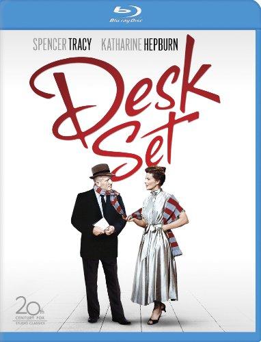 Desk Set Blu-ray