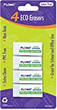 4 pack Eco Erasers 48 pcs sku# 1916139MA