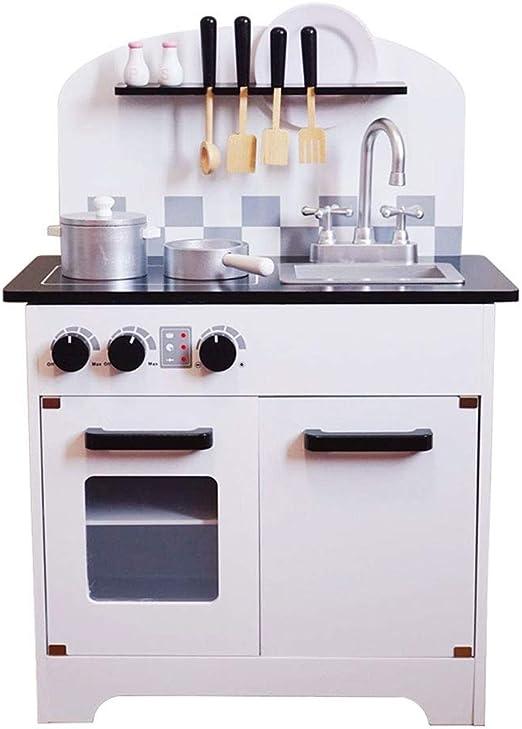 Amazon.com: Pretend Play Kitchen Playsets Kids Kitchen Toys ...