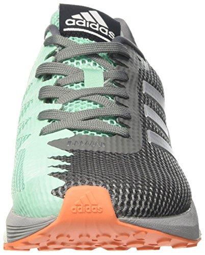Chaussures grivis plamet Femme Course W De Adidas versen Vengeful Gris qw4app