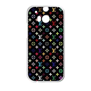 Hope-Store LV Louis Vuitton design fashion cell phone case for HTC One M8