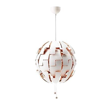 Amazon Com Ikea Ps 2014 Pendant Lamp White Copper Color Size 20