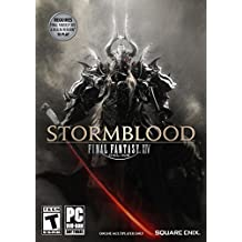Square Enix Final Fantasy Xiv Stormblood