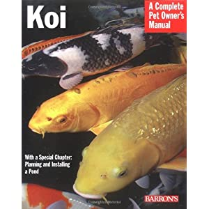 Koi (Complete Pet Owner's Manual) 10