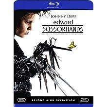 Edward Scissorhands [Blu-ray] (2014)