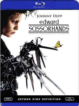 Edward Scissorhands Blu Ray
