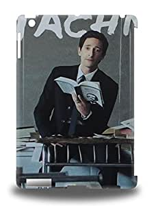 Ipad 3D PC Case Cover Fashionable Ipad Air 3D PC Case Adrien Brody American Male The Amazine Adrien Mountain King The Pianist ( Custom Picture iPhone 6, iPhone 6 PLUS, iPhone 5, iPhone 5S, iPhone 5C, iPhone 4, iPhone 4S,Galaxy S6,Galaxy S5,Galaxy S4,Galaxy S3,Note 3,iPad Mini-Mini 2,iPad Air )