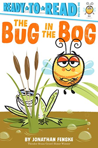 Book Cover: The Bug in the Bog