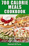 img - for 700 Calorie Meals Cookbook book / textbook / text book