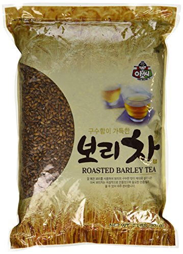 - Premium Roasted Barley Tea (Loose) - 2lbs by Assi
