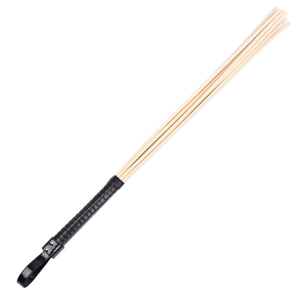 2m² Horse Riding Crop, Natural Elastic Tough Bamboo Style Crops Teaching Training Tool 2m² Horse Riding Crop