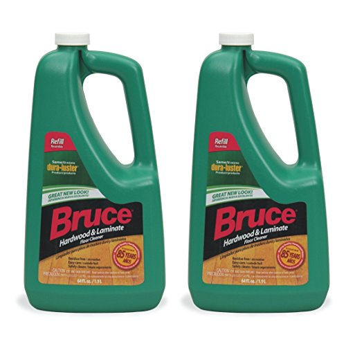 Bruce Laminate And Hardwood Floor Cleaner 64oz - 2 pack