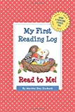 Best Read With Colors Charts - My First Reading Log: Read to Me!: Grow Review
