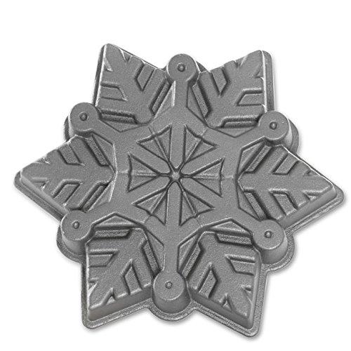 (Nordic Ware Snowflake Pan)