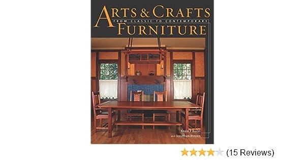 Classic Arts /& Crafts Furniture You Can Build