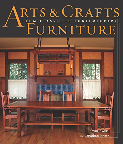 Arts & Crafts Furniture: From Classic to Contemporary (Classic Store Furniture)