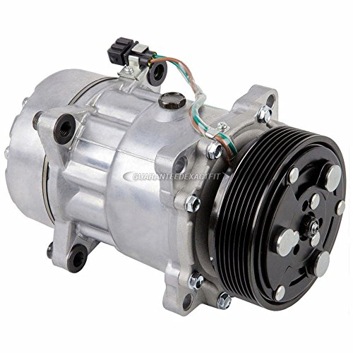 - AC Compressor & A/C Clutch For VW EuroVan 2001 2002 2003 - BuyAutoParts 60-01530NA New