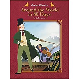 Buy Junior Classics Around the World in 80 Days Book Online at Low ...