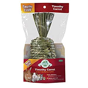 Amazon Com Oxbow Pet Products 448009 Timothy Carrot For