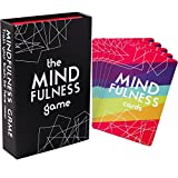 InnerIcons Mindfulness Therapy Games: Social Skills Game That Teaches Mindfulness for Kids Teens and Adults | Effective for Self Care Communication Skills | 40 Cards for Play Therapy