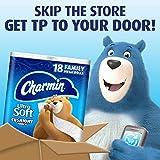 Charmin Ultra Soft Cushiony Touch Toilet