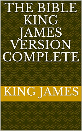 Download for free The Bible King James Version Complete