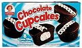 Little Debbie Chocolate Cupcakes 14.83 Oz (12 Boxes)
