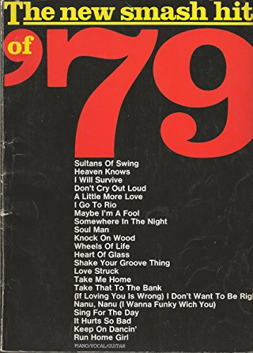 f '79 (Piano/Vocal/Guitar) (Sultans Of Swing Guitar)