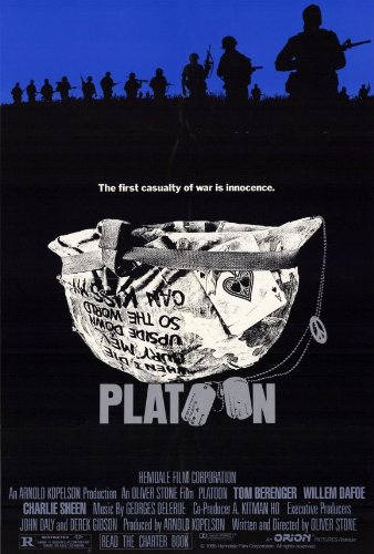 Platoon 27x40 Movie Poster (1986)