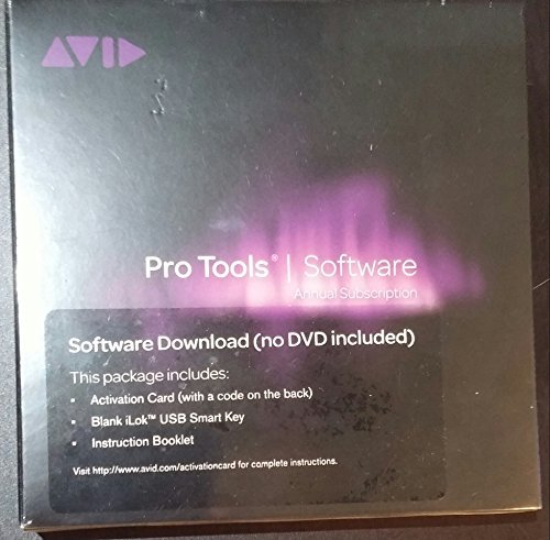 Pro Tools 12 Professional Annual Subscription