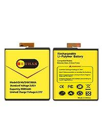 Batería de repuesto para Motorola Battery