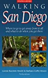 img - for Walking San Diego: Where to Go to Get Away from It All & What to Do When You Get There by Lonnie Burstein Hewitt (1989-10-03) book / textbook / text book