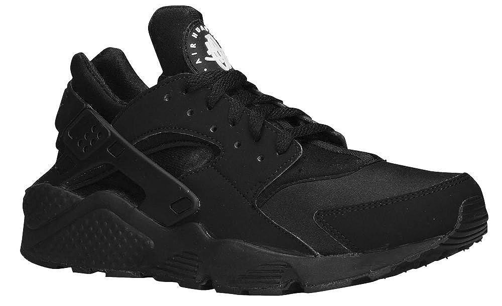 Schwarz(schwarz schwarz-Weiß) Nike Herren Air Huarache Turnschuhe