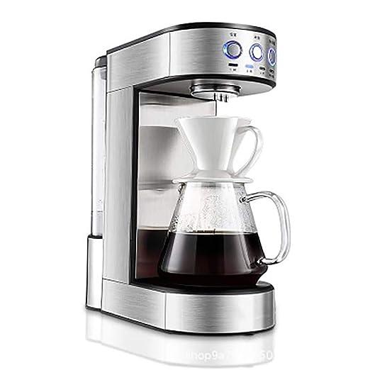 YBCD Cafetera de Mano Inteligente/máquina de té Americana pequeña ...